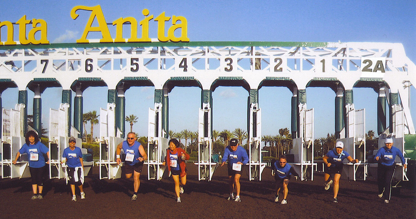 Foothill Flyers Santa Anita Derby Day 5k Review