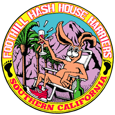 Foothill Hash logo