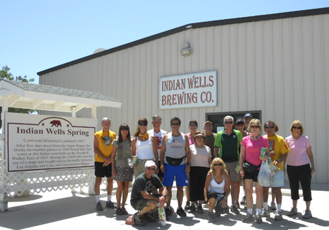 Indian Wells Brewing Co.