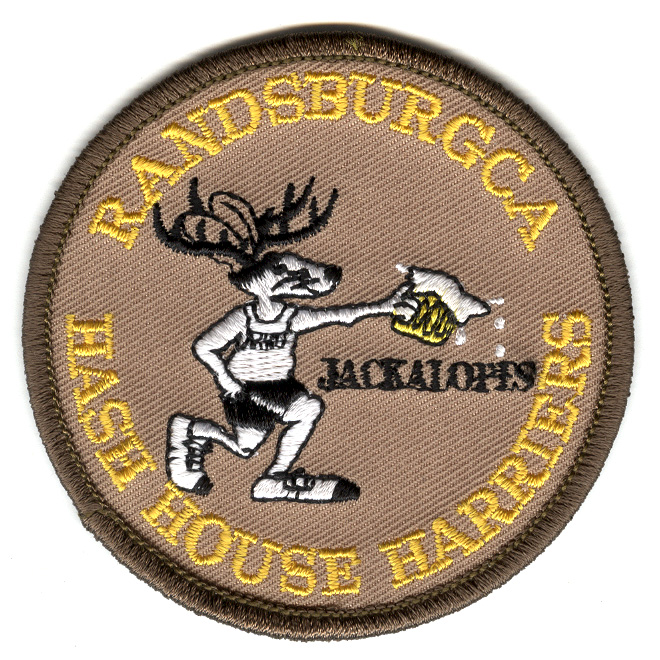 Randsburg patch