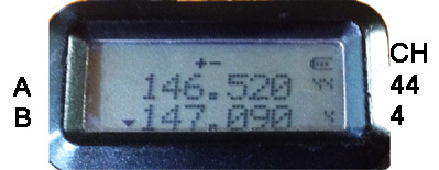 Notes for new hams using the Baofeng UV-5R3